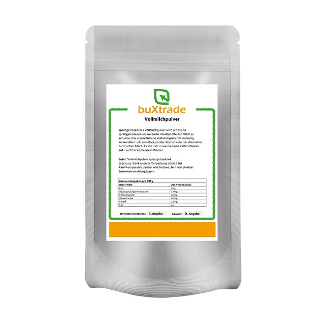 milk powder 4x 500g