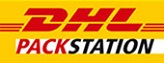 DHL shipping to packing stations